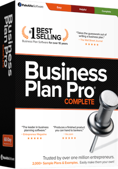 business plan pro box